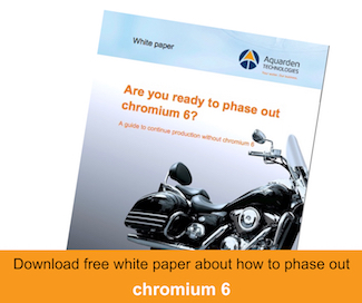 Read our white paper about chromium 6