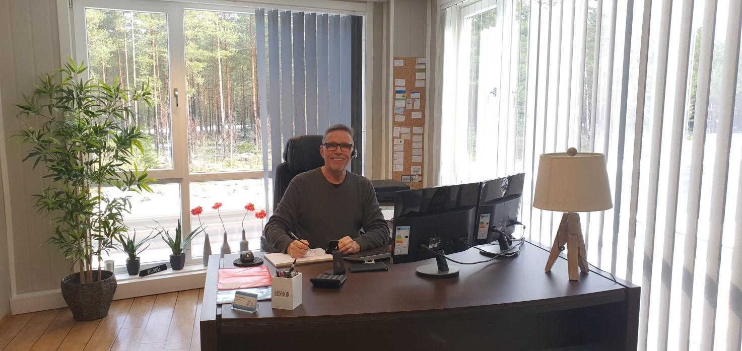 Aquarden Technologies Norge v. Svend Kofod Petersen